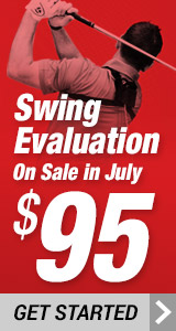 Swing Evaluation On Sale In July