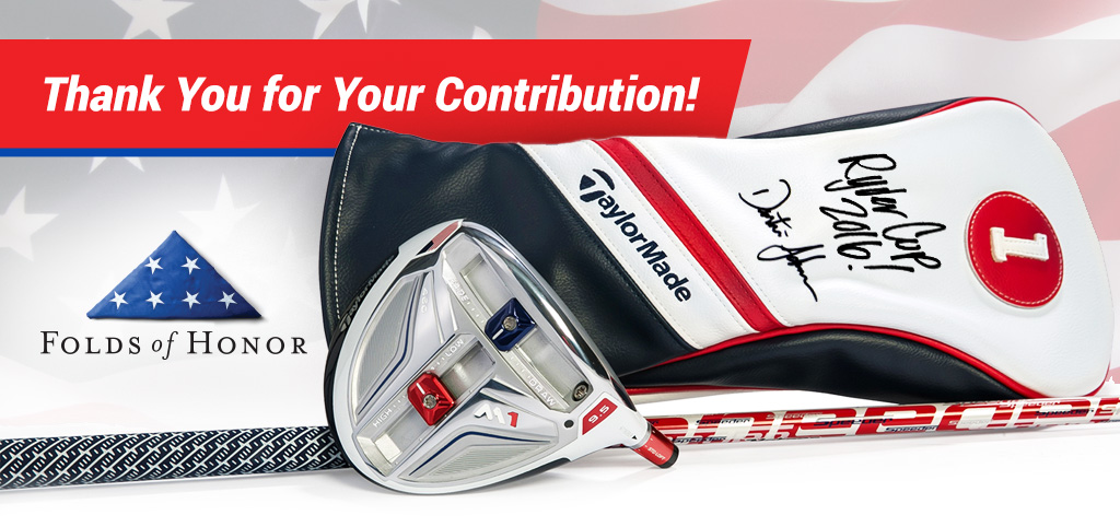 Folds of Honor Driver Giveaway