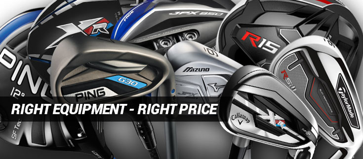 Golf Equipment Deals