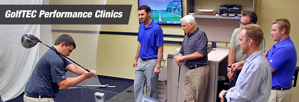 GolfTEC Performance Clinic
