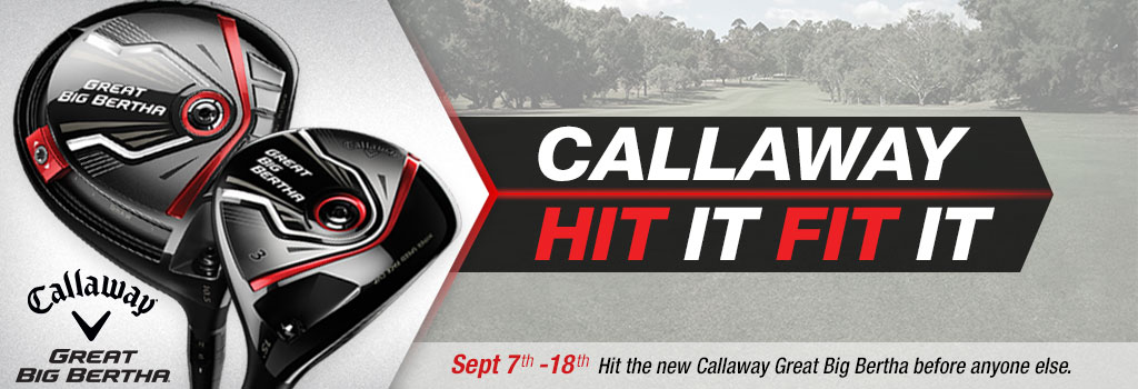 GolfTEC Hit It Fit It - Callaway