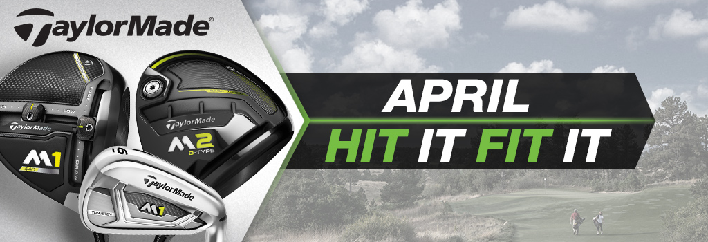 GolfTEC Hit It Fit It - Taylormade