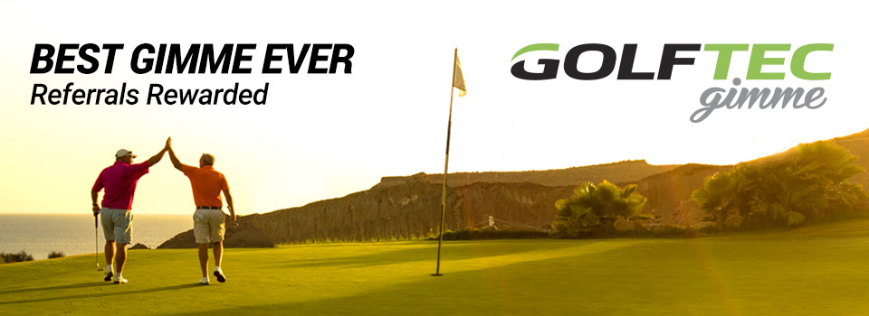 The Best Gimme Ever - GolfTEC Gimme