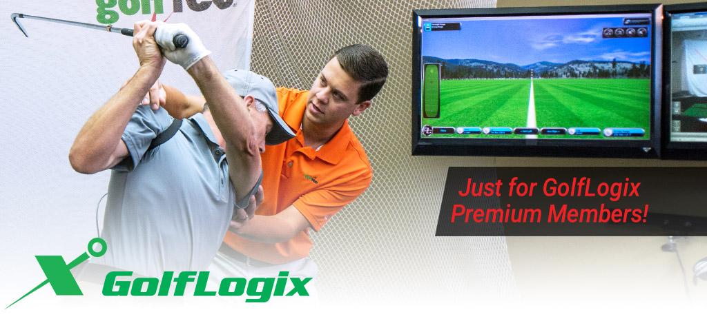 Just for GolfLogix Premium Members