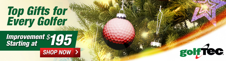 Holiday Gifts from GolfTEC