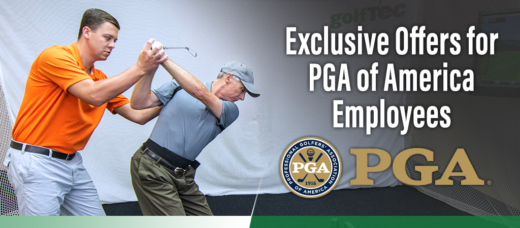 Exclusive Offers for PGA of America Employees