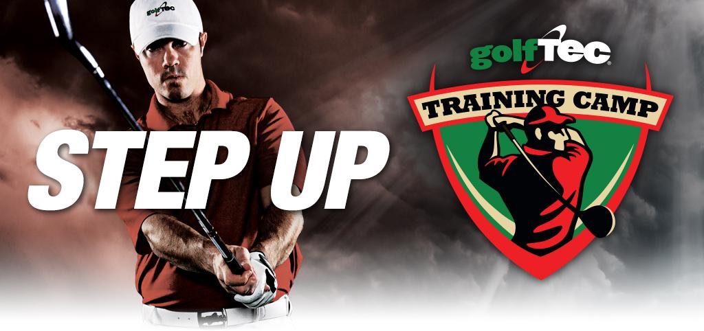 Step Up at Training Camp